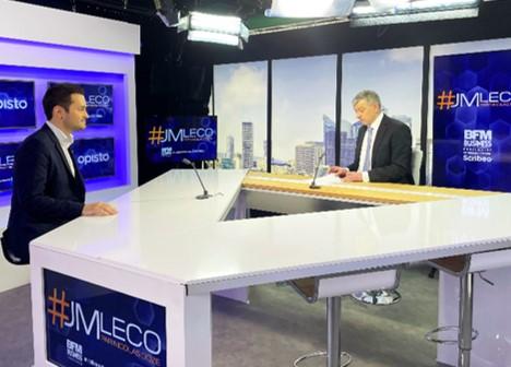 Laurent Assis-Arantes interviewé par BFM Business